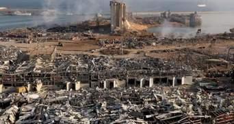 Місяць після вибуху: у Бейруті під завалами зафіксували серцебиття