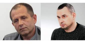 Сенцов і Балух виступають проти постачання води Крим