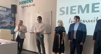 Сіменс Україна відкрила навчальний центр з автоматизації та комп'ютерно-інтегрованих технологій