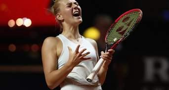 Хочу быть лучшей в теннисе: эксклюзив с самой молодой из украинок на US Open Мартой Костюк