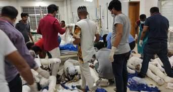 Взрыв в мечети в Бангладеш: известно уже о 16 погибших и десятках пострадавших – фото