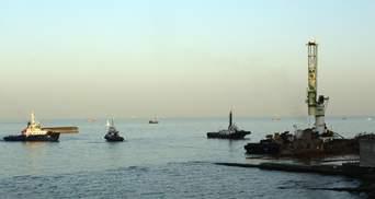 Финальная стадия: танкер Delfi в Одессе снова не подняли
