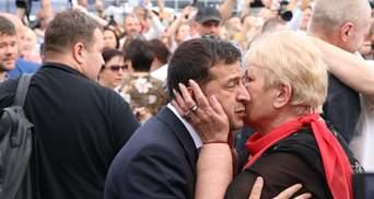 Зеленский и Сенцов припомнили прошлогодний обмен пленными