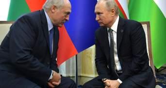 Старі методи: як Росія забере Білорусь і чому Лукашенко буде сприяти цьому?