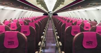 """В Wizz Air ввели платную услугу """"Места рядом"""": какими будут цены"""