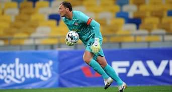 Пятов та Ракіцький увійшли в топ-50 найбільш титулованих футболістів у XXI столітті
