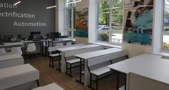 Siemens відкрила Центр з автоматизації та комп`ютерно-інтегрованих технологій у Кривому Розі