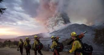 Пожежа у Каліфорнії: гелікоптером вдалося евакуювати 200 людей – фото, відео