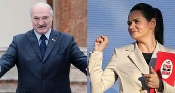 """""""Він не представляє Білорусь"""": Тихановська заявила, що Лукашенко не може бути президентом"""