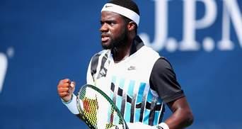 Американського тенісиста оштрафували на 4 тисячі доларів – він показав середній палець росіянину