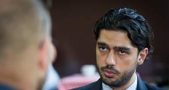 Лерос прийшов на допит у ДБР і розповів, чи подаватиме в суд на Зеленського
