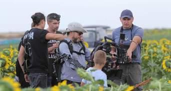 """Олег Сенцов показал, как проходят съемки его фильма """"Носорог"""": захватывающие фото"""