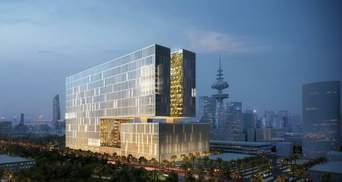 Як виглядатиме найвища та найбільша судова будівля у світі: фантастичні фото проєкту