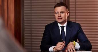 Від президента та прем'єра не чув жодного слова, яке б змусило думати про відставку, – Марченко