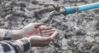 Жесткая экономия воды в оккупированном Крыму продлится до марта 2021: что известно