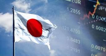 Економіка Японії обвалилася на рекордні 28% у другому кварталі