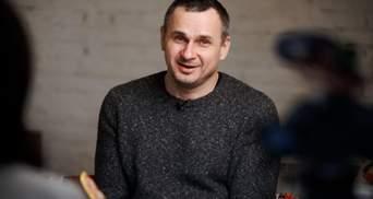 """Олег Сенцов розповів, як в російській в'язниці працював над фільмом """"Номери"""""""