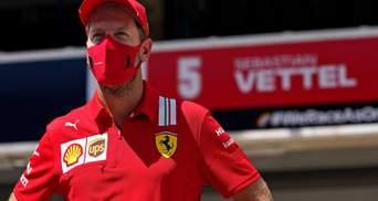 Чотириразовий переможець Формули-1 Феттель покидає Ferrari та переходить в Aston Martin