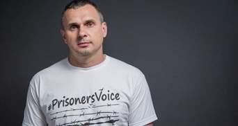 Олег Сенцов рассказал, как удавалось писать в тюрьме: могли забрать все рукописи