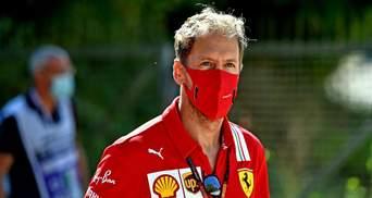 В Ferrari отреагировали на неожиданный переход их лидера Феттеля в Aston Martin