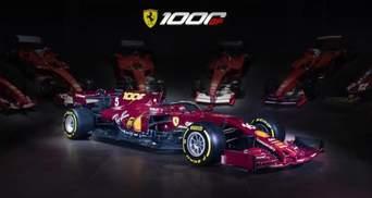 Ferarri проведе 1000 гонку у Формулі-1 на власній трасі з ретро-дизайном болідів