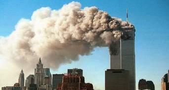 Годовщина терактов 11 сентября в США: трагедия в самых известных фото
