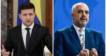 Зеленський провів телефонну розмову з головою ОБСЄ Рамою: обговорили загострення на Донбасі