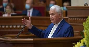 Кравчук не виключив нових інспекцій бойовиків і розповів, що сталось біля Шумів