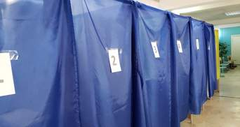 Местные выборы 2020: сколько украинцев изменили место голосования