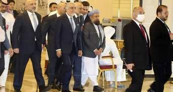 """Історичні переговори: уряд Афганістану і """"Талібан"""" зустрілись вперше за 20 років"""