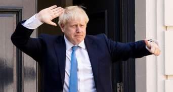 Прем'єр Великої Британії закликав підтримати проєкт закону, який порушує угоду з ЄС