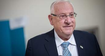 Президент Ізраїля закликає сусідів до миру, Палестина різко проти