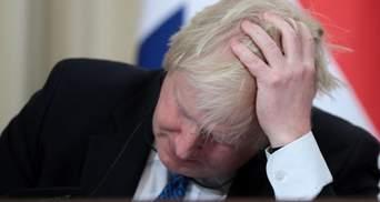 Частині Британії загрожує нестача харчів: Джонсон звинуватив ЄС у погрозах блокадою