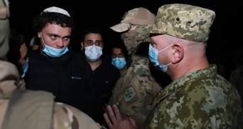 Паломники-хасиды полностью покинули белорусско-украинскую границу