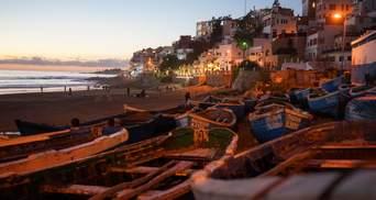 Марокканская плитка и террасы: фото комфортной жилой многоэтажки из Африки