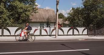 Міжнародна компанія Onur Group Ukraine благодійно відремонтувала зруйновану дорогу в Карпатах