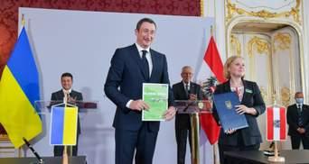 Сотрудничество и помощь: Украина и Австрия подписали ряд важных соглашений