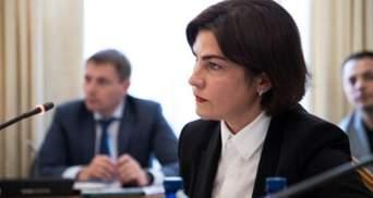 Венедіктова обманює: Шабунін розкритикував виступ генпрокурорки в парламенті