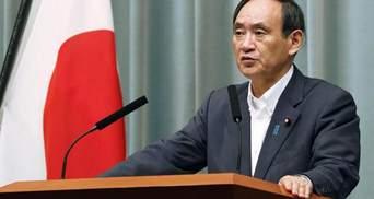 Йосіхіде Суга обраний новим прем'єр-міністром Японії: що про нього відомо