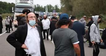 Ситуация с хасидами: у Зеленского призвали Беларусь не создавать напряжение на границе