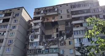 Взрыв дома на Позняках: за сколько снесут поврежденную многоэтажку