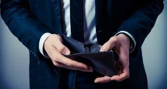 Банкрутство у цифрах: що страшніше за коронакризу