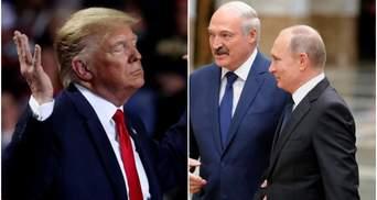 Лукашенко, Путін і Трамп отримали Іґнобелівську премію: чим вони відзначилися