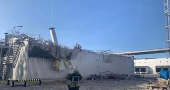 Взрыв на заводе пивоварения в Киеве: известная возможная причина
