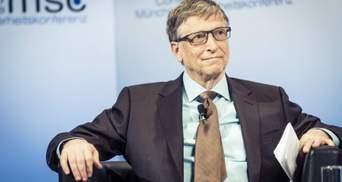 Коли у світі вщухне пандемія COVID-19: прогноз від Білла Гейтса