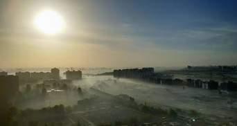 Смог и задымление в Киеве: в Госпотребслужбе уверяют, что качество воздуха в норме
