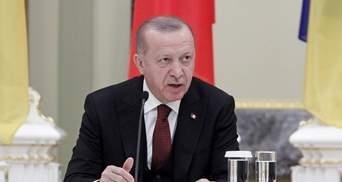 Ердоган подав до суду на грецький таблоїд: там його нецензурно послали