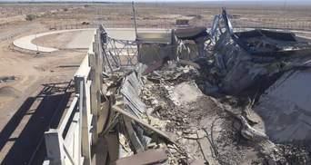 В Казахстане при строительстве обрушился спорткомплекс стоимостью 2,76 миллиона долларов: фото