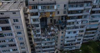 Вибух на Позняках: багатоповерхівку готують до укріплення