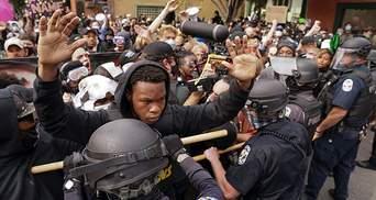 Black Lives Matter протести у Луїсвіллі переросли у стрілянину: поранено поліцейських